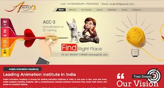 Web Designing Company in Besant Nagar