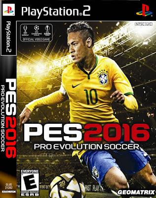 Download - Pro Evolution Soccer 2016 PS2