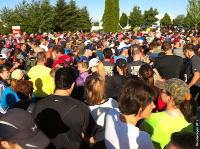 Helvetia Half/Widmer 10K start