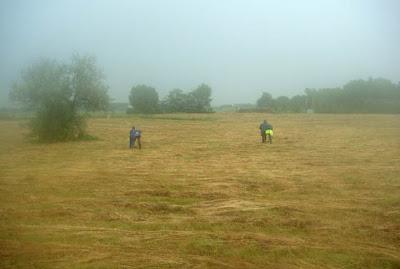 antigua provincia romana donde nos perdimos y encima la lluvia no nos perdonó ni un minuto