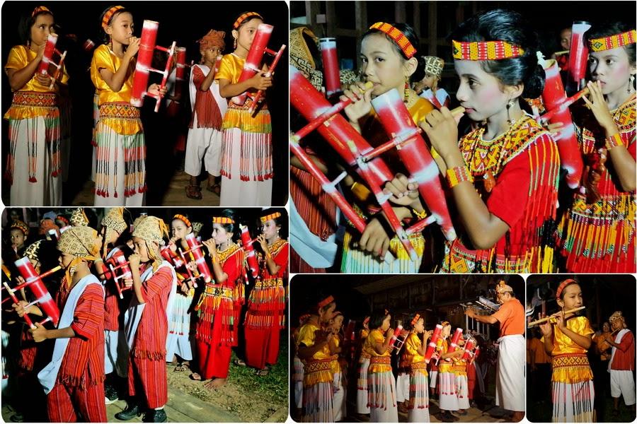 Musik Bambu Pa'Pompang