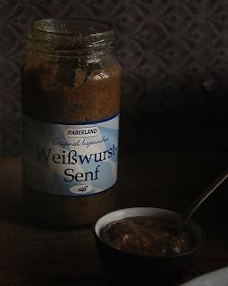 weißwurst senf frühstück münchen German sausage
