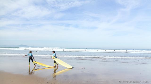 sunday,biarritz,allocate des basques,surf,océan