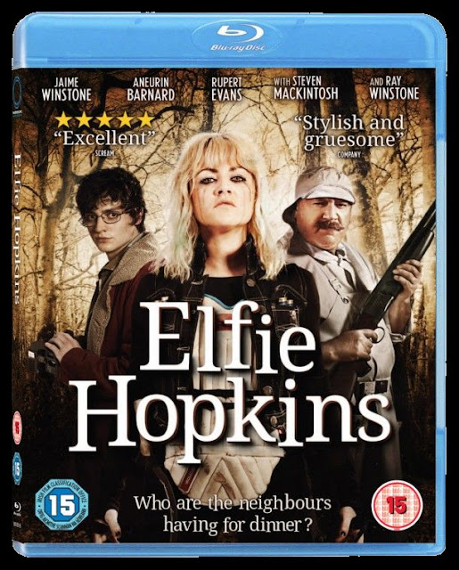 Elfie Hopkins - Blu-ray Review - Kaleidoscope Home Entertainment