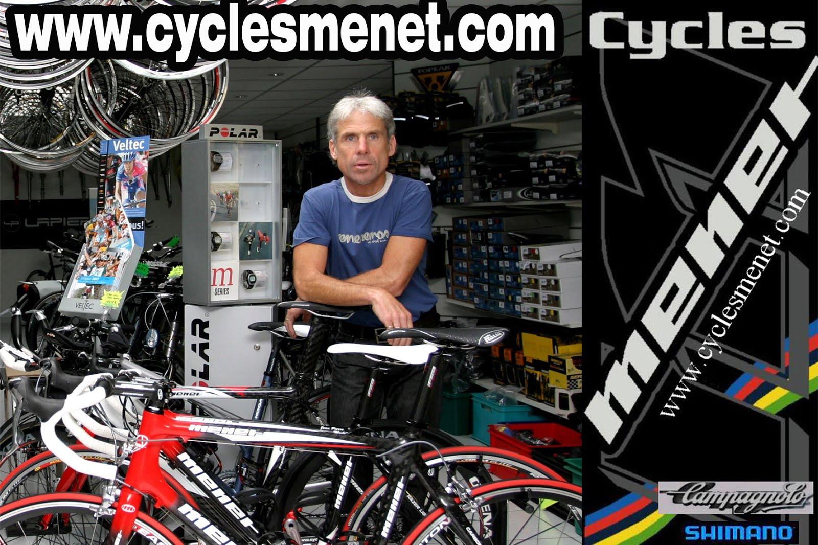 CYCLES MENET