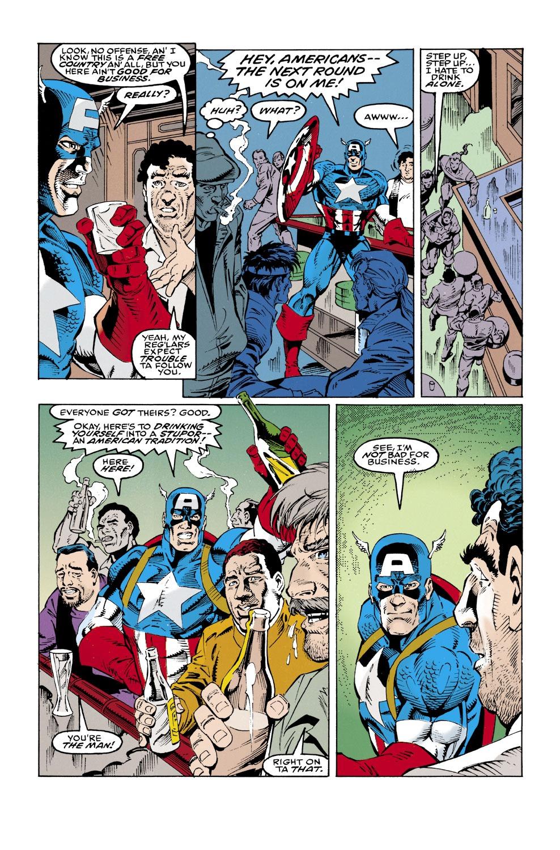 Captain America (1968) Issue #425 #375 - English 10