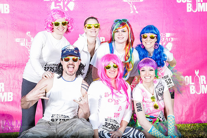 color me rad 5k knoxville tennessee photography color alm photo