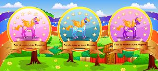 Les 3 poneys de Pony Run