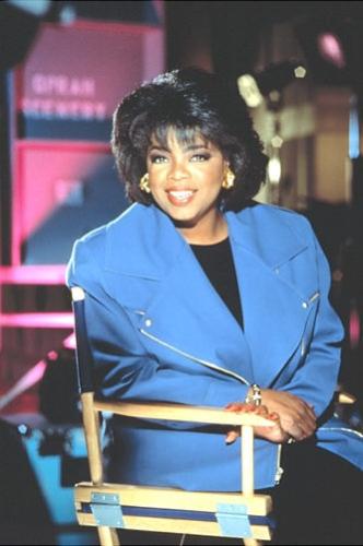 Oprah At Her Heaviest Oprah Winfrey's Style ...