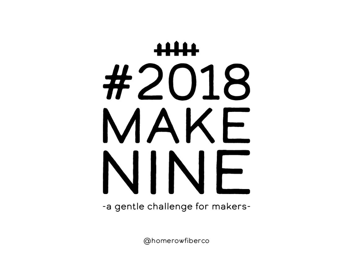 #2018 Make Nine
