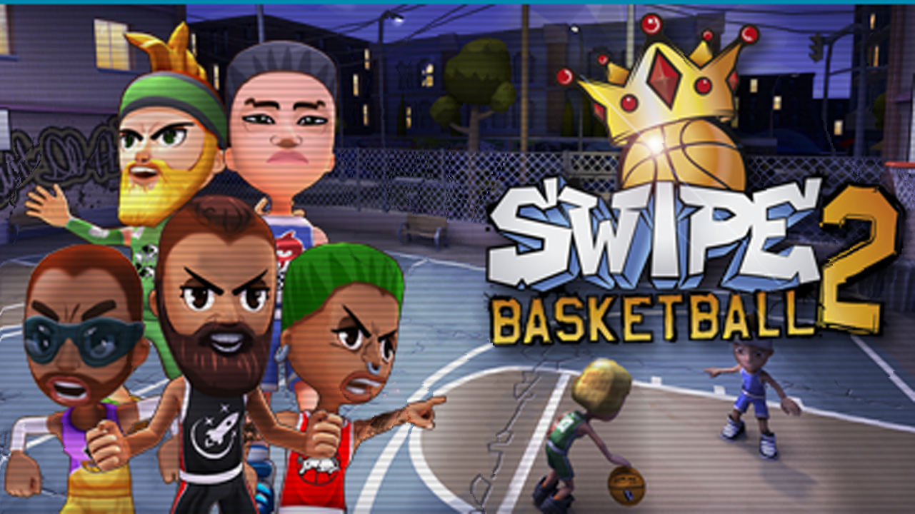 Swipe Basketball 2 Gameplay Android