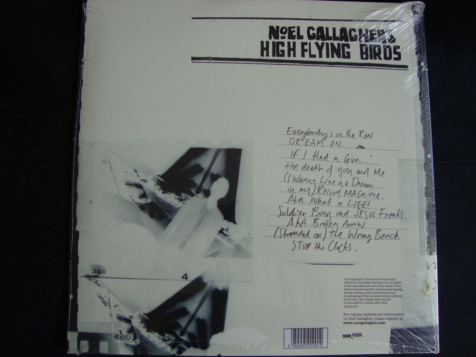 High Flying Birds Collectors Vinyl Noel Gallagher S
