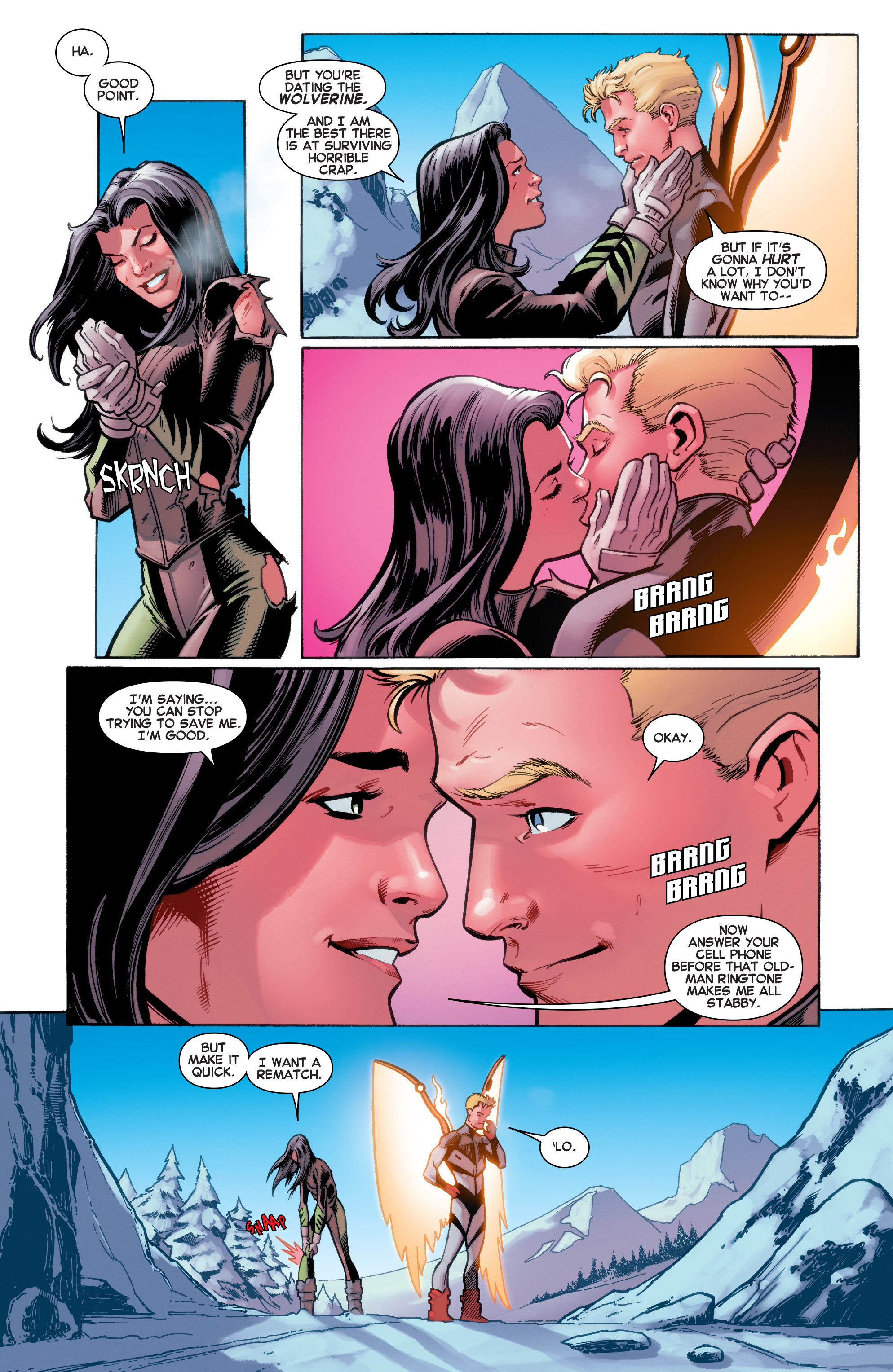 All-New X-Men (2016) Issue #1 #2 - English 5