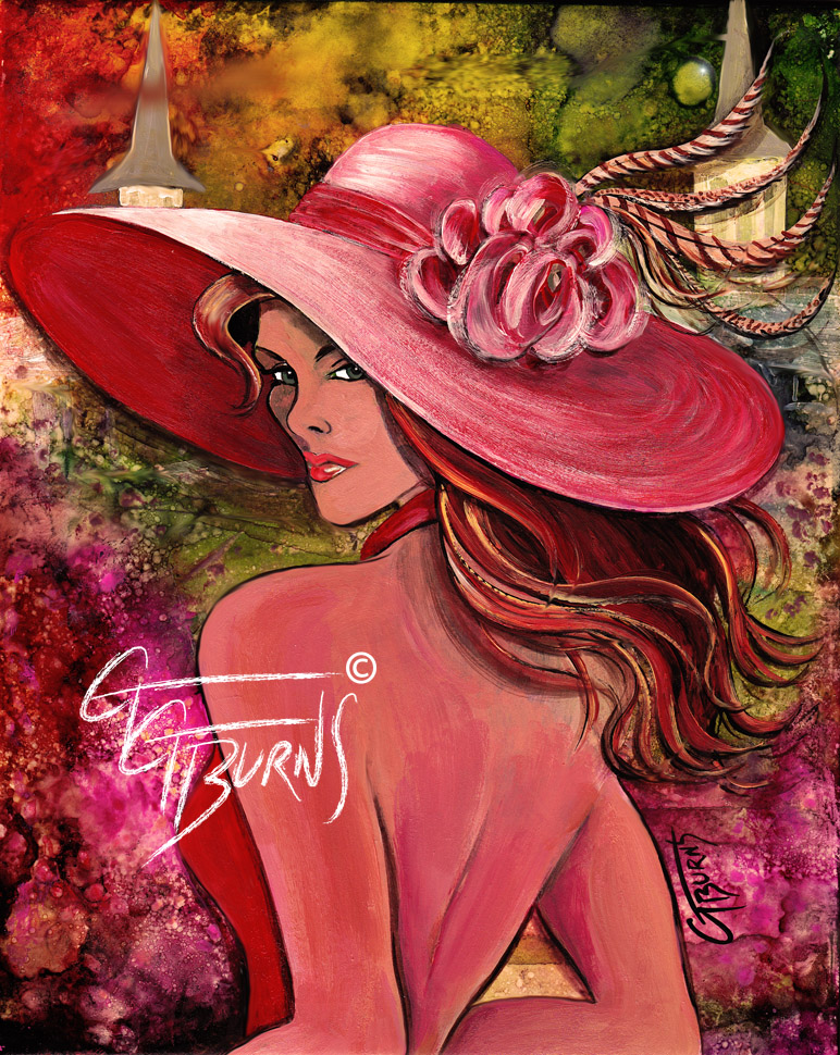 gg's functional art: The Creation of my latest Derby Chic