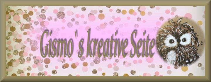 Gismo`s kreative Seite