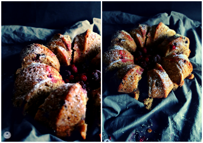 cranberry coconut orange bundt cake 006