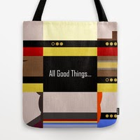 All Good Things - Star Trek: The Next Generation Tote Bags