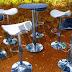 Jasa Sewa Kursi Tiffany Murah: Sewa Kursi Barstool