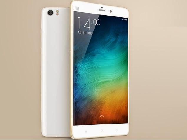Spesifikasi Xiaomi Mi Note Pro