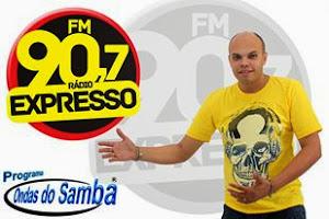 """Programa Ondas do Samba """"Navegue nesta Onda você também"""""""