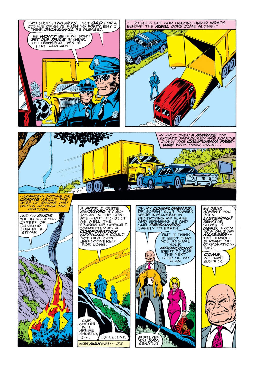 Captain America (1968) Issue #230 #144 - English 6