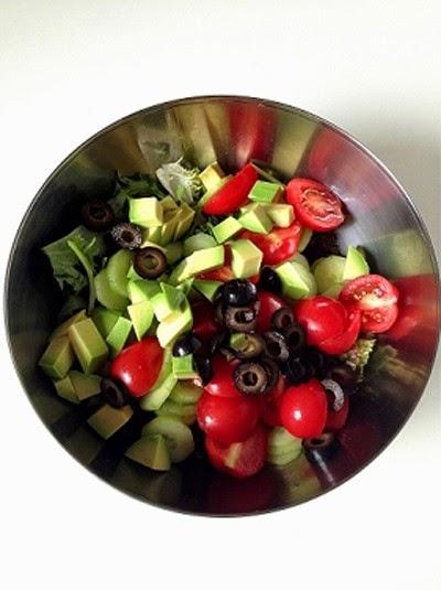 Học cách làm salad rau quả giảm cân cho mùa hè 3