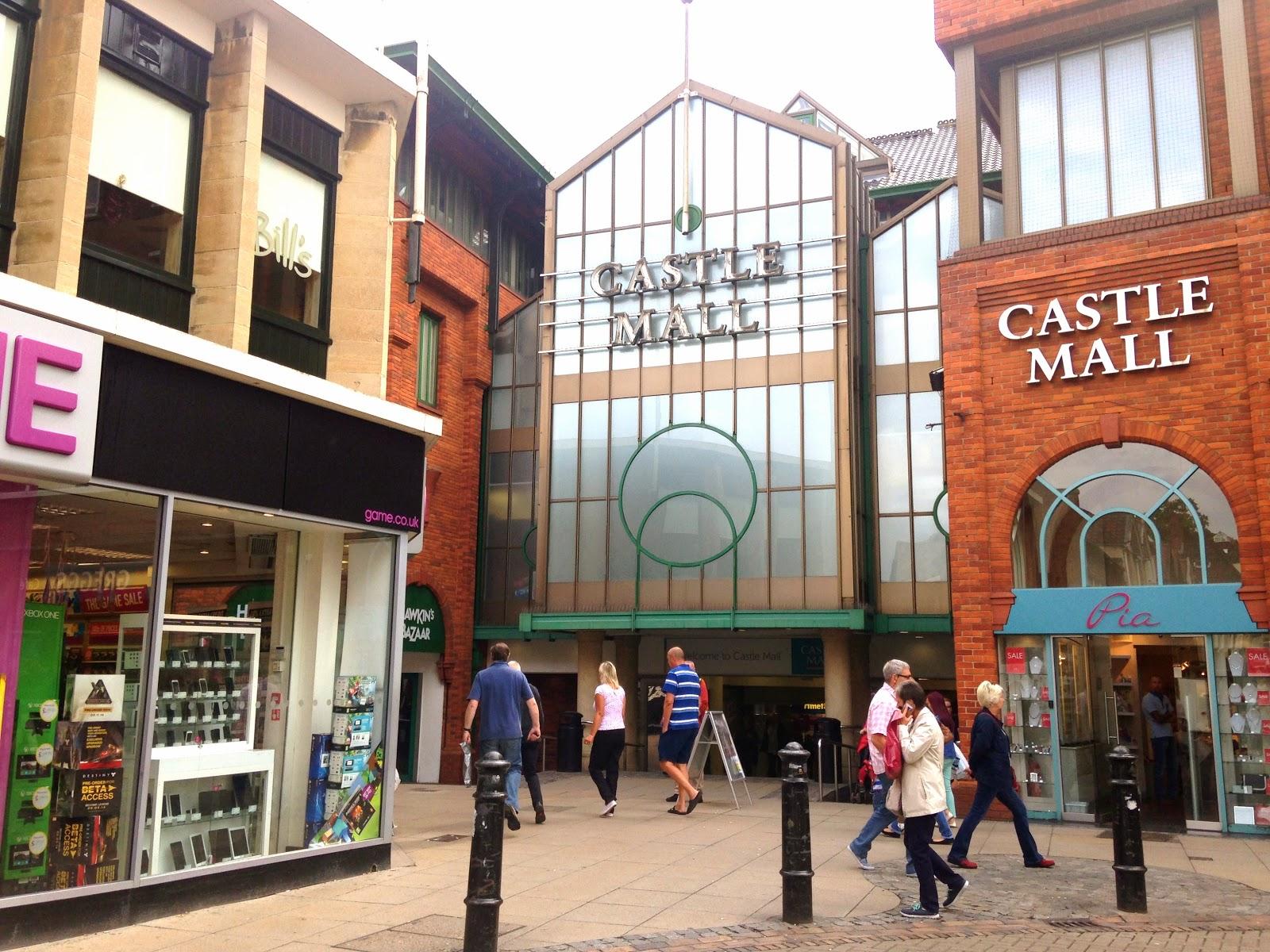 a picture of Castle Mall Norwich