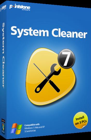 تحميل برنامج System Cleaner 7.5.8.540
