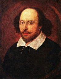 author William Shakespeare