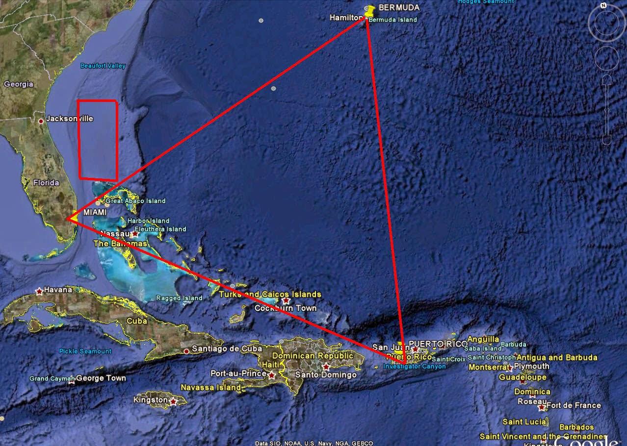 JIN Islam Dedah Rahsia Segitiga Bermuda