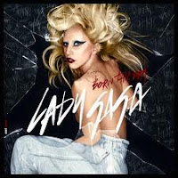 Lady GaGa Born This Way Top Billboard 200