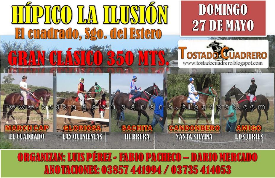CLASICO 350 EL CUADRADO