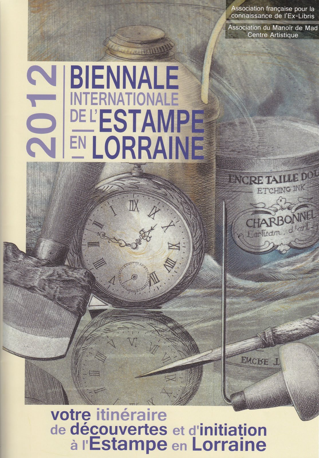 Biennale Internationale de l'Estampe en Lorraine (BIEL)