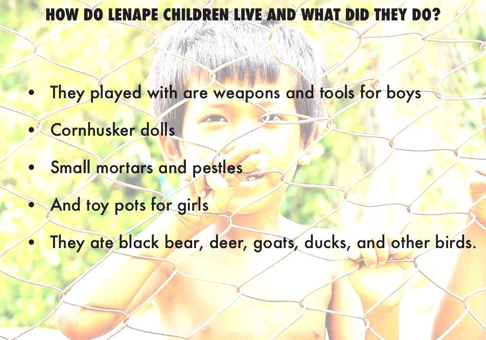 Lenape Lenape Tools