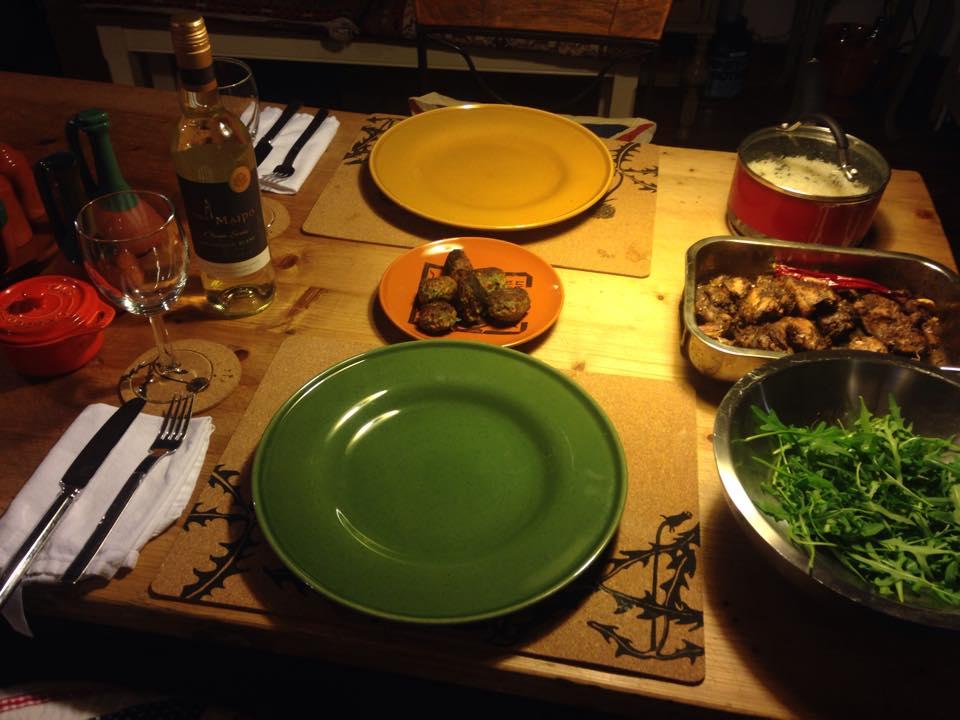 Date Night Hamper from Jacamo