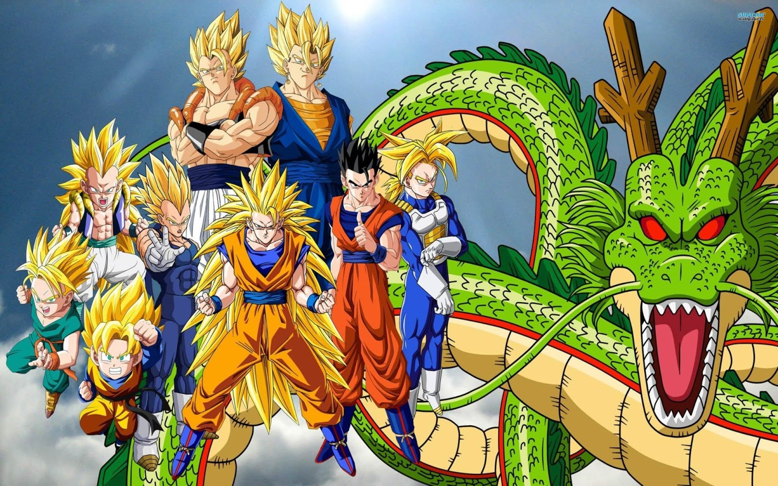 Wallpapers hd dragon ball gt z full hd wallpapers - Photo dragon ball z ...