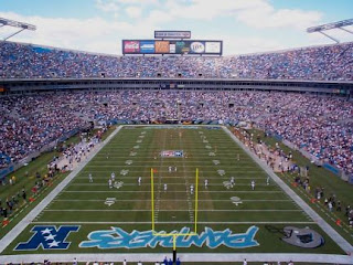 Carolina Panthers Football