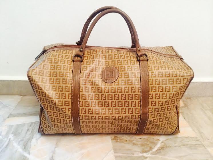 vintage authentic fendi handbags eBay