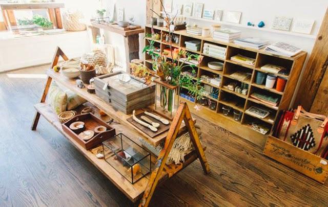 Idées deco boutiques - loversofmint