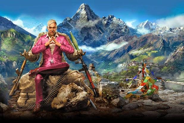 Conferencia de Ubisoft, E3 2014
