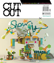 Featured in Cut Out magazine