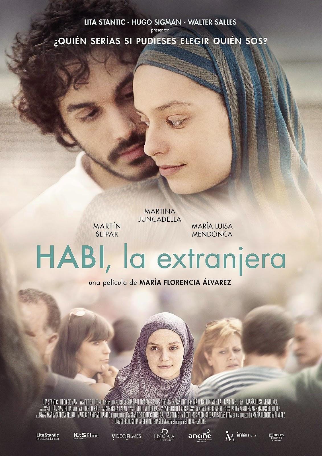 Habi, la Extranjera (2013) [Latino]