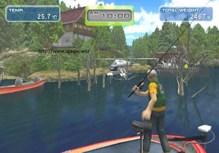 Download Game Reel Fishing 3 PS2 for pc Full Version  ZGAS-PC