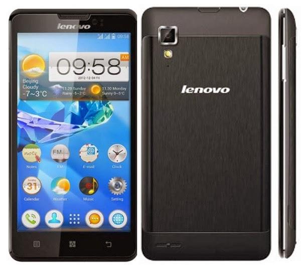 Update Harga SmartPhone Lenovo Edisi Februari 2014