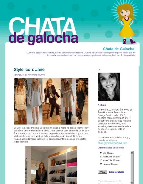 Visite Chata de Galocha