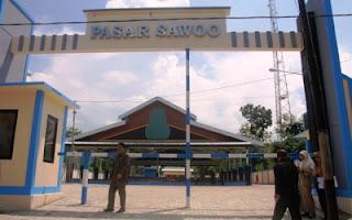 Penataan Pasar Sawoo  Ponorogo BERMASALAH