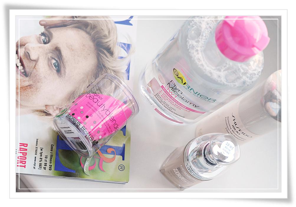 beauty blender, glamsponge, bąbki do makijażu, makijaż, podkład, aplikacja podkładu, blog, blogger, larteblog