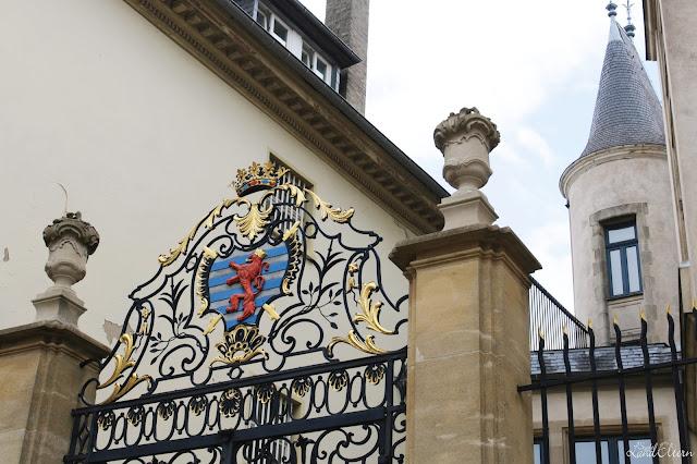 Stadtlandeltern - Luxembourg - Stadt - Wappen