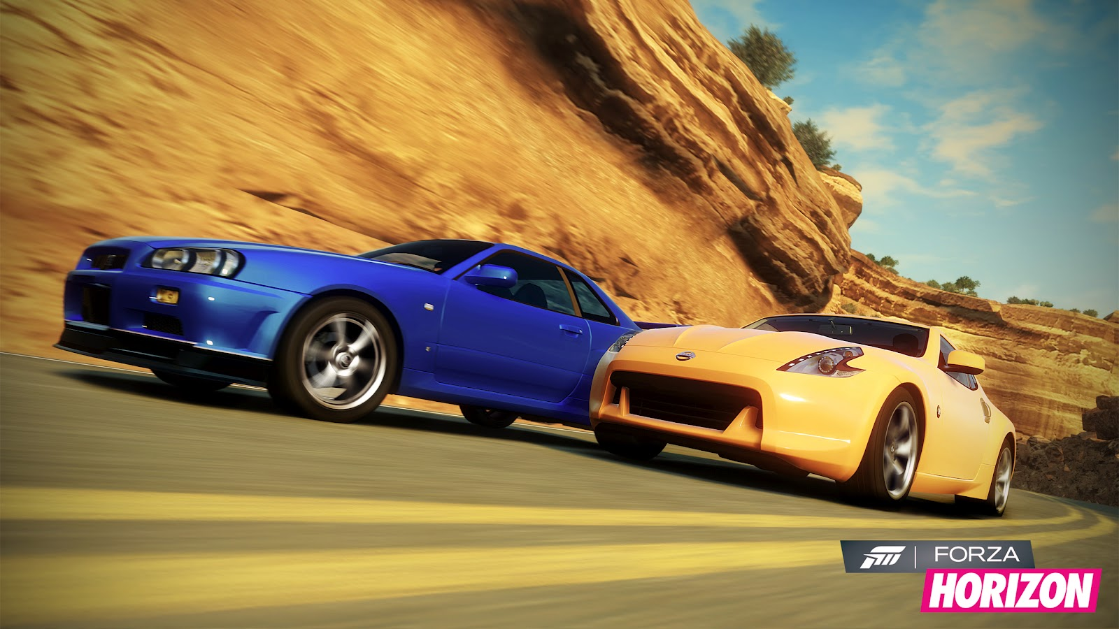 Forza Horizon HD & Widescreen Wallpaper 0.750729598932145