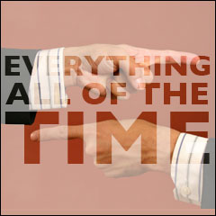 Everything All Of The Time: The Meaning of Life:  Chapter 6: Do Not Judge Anyone